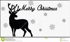 merry christmas card stock vector illustration of card 46571575