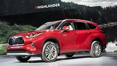 toyota highlander 2020 la nueva generaci 243 n mejora en todo