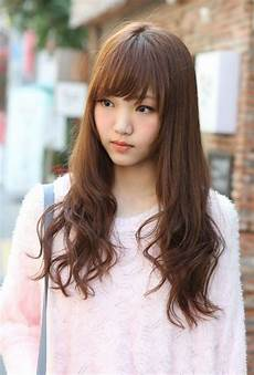 14 prettiest asian hairstyles with bangs for the sassy college girl hairstyles for women