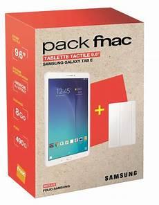 fnac 6 qui prend op pr 233 rentr 233 e de la fnac le pack samsung galaxy tab e 9