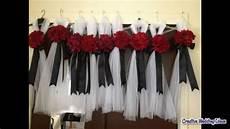 diy wedding pew decorations youtube