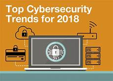 best cyber 5 cybersecurity trends to look out for in 2018