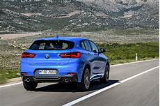 Bmw X2 Suv New Crossover The Cool X Revealed By
