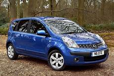 Nissan Note Hatchback Review 2006 2013 Parkers