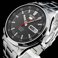 day date uhr details seiko sports srp265k1 automatik day date