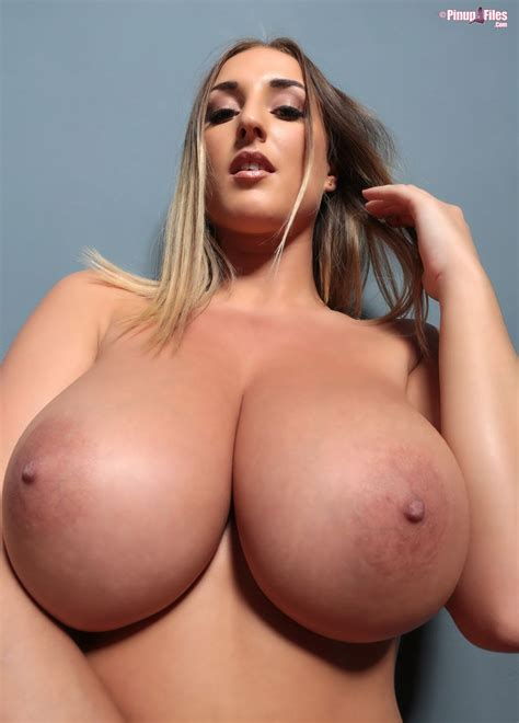 Heavy Natural Breasts