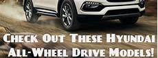 2017 All Wheel Drive Vehicles