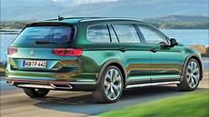 2019 Volkswagen Passat Alltrack Estate And Suv Crossover