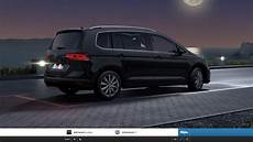 Vw The New Touran Visualizer On Behance