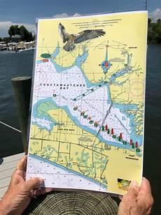 Choctawhatchee Bay Tide Chart Choctawhatchee Bay Nautical Chart Coastal Charts Amp Maps