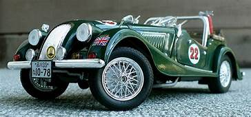 The Great Canadian Model Builders Web Page Morgan Plus 8