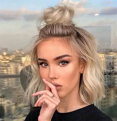 20 ideas of cute easy hairstyles for short hair naloaded