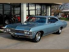 1967 Chevrolet Impala SS427 Blue For Sale In United
