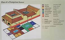 pompeian house plan stage 1 ms webber s website