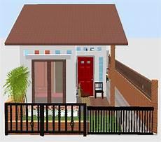Rumah Minimalis Ukuran 5x10
