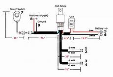 On Led Light Wiring by General Guide On How To Wire Relay Harness W On Switch