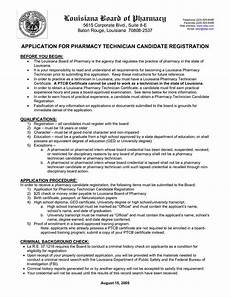 10 registered pharmacy technician resume resume sles