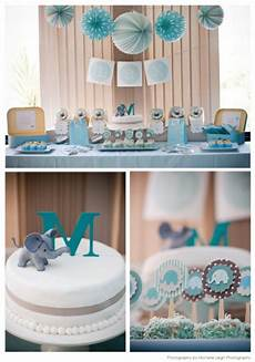 theme anniversaire 1 an swanky baby elephant makes a baby shower theme