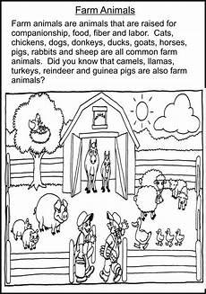 farm animals worksheets for preschool 14135 10 best images of farm animals worksheets for printable farm animals worksheets printable