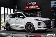 Tuning Hyundai Santa Fe 2018