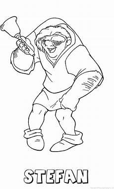 Quasimodo Malvorlagen Chord Stefan Klokkenluider Quasimodo Naam Kleurplaat