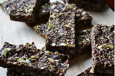 Healthy Seed Bar nourish the roots superfood and seed energy bars