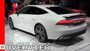 2019 Audi A7 Sportback Overview  YouTube