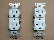 120v Duplex Receptacle Outlet 15 20 A White Ebay
