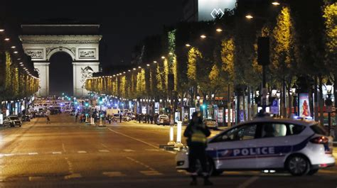 Attentat Paris 2017