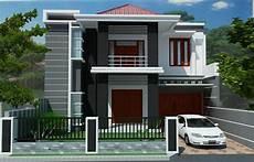 Gambar Desain Rumah 2 Lantai Minimalis Design Arsitektur