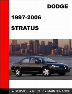 car repair manuals online free 1998 dodge stratus instrument cluster dodge stratus 1995 2006 workshop service repair manual download m