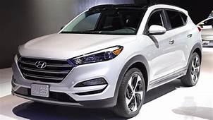 2016 Hyundai Tucson  2015 New York Auto Show YouTube
