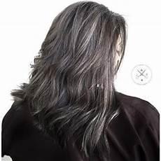 highlighting salt and pepper hair salt and pepper sterling silver highlights for salt and pepper hair google search hair that sparkles pinterest grow out