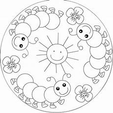 mandala coloring pages for preschoolers 17914 mandala coloring page crafts and worksheets for preschool idee per aula mandala