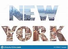 new york word stock image image of white tourism