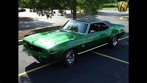1969 396 Camaro For Sale At Gateway Classic Cars STL  YouTube