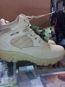 jual sepatu delta tactical cordura 6 inch coklat gurun di lapak laptop lancar zamir achmad