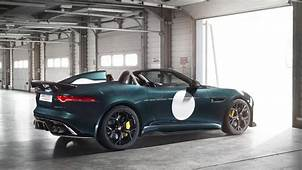 575 Horsepower Jaguar F Type Project 7 Revealed Video
