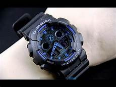 casio g shock ga 100 1a2er review not the best but the