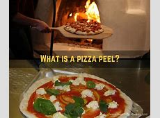 What is a Pizza Peel & how to use a pizza peel at home