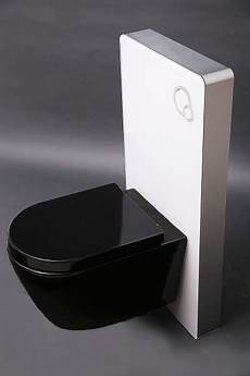 wc schwarz wand h 228 nge wc b 8030 schwarz inkl softclose deckel