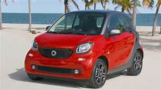 2017 Smart Fortwo Electric Drive Titania Grey