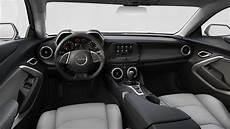 2019 camaro ss interior 2019 chevrolet camaro interior colors gm authority