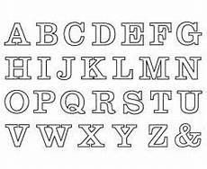 bildergebnis f 252 r buchstaben vorlagen zum ausdrucken a z