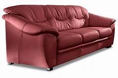 sofa federkern leder 3er sofa rot mit federkern sofas zum halben preis