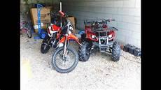 db x29 x pro 174 125cc coolster 125cc atv