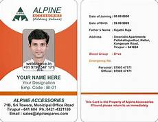 employee i card template template galleries employee id card templates 2014085c