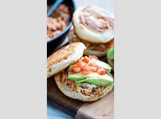 tuna melt with avocado on english muffins_image