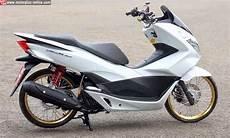 Modifikasi Honda Pcx 2019 by Modifikasi Honda New Pcx 150 Keren Umkm Jogja