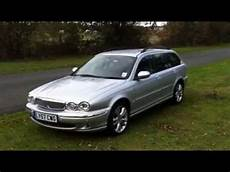 jaguar x type 2 5 v6 estate 4wd 2007